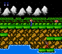 Contra - Screenshot 4/10