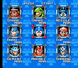Megaman III - Screenshot 3/8