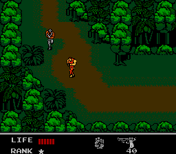 Snake's Revenge - Screenshot 2/3