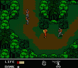 Snake's Revenge - Screenshot 3/3