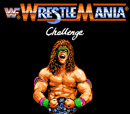 WWF WrestleMania Challenge - Screenshot 1/3