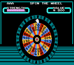 Wheel of Fortune - Screenshot 7/10