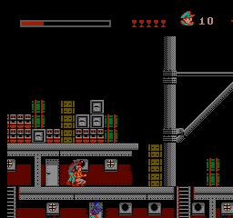 Indiana Jones and the Last Crusade (Taito) - Screenshot 2/3
