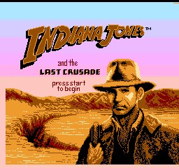 Indiana Jones and the Last Crusade (Taito) - Screenshot 1/3