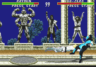 Mortal Kombat - Screenshot 6/6