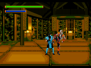 MK 5 - Mortal Combat - SubZero - Screenshot 3/5