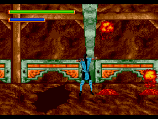 MK 5 - Mortal Combat - SubZero - Screenshot 4/5