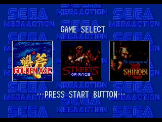 Multigame collection » NES Ninja