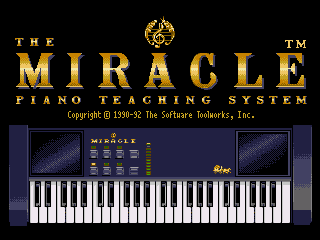 Miracle Piano Teaching System - Screenshot 1/5