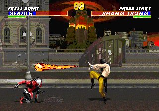 Mortal Kombat 3 - Screenshot 10/10