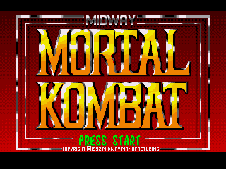 Mortal Kombat - Screenshot 1/6