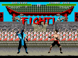 Mortal Kombat - Screenshot 2/6