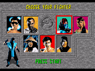 Mortal Kombat - Screenshot 4/6