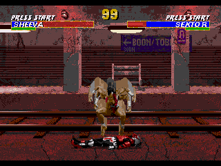 Mortal Kombat 3 - Screenshot 2/10