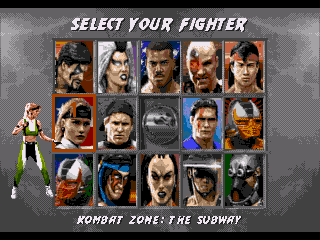 Mortal Kombat 3 - Screenshot 3/10