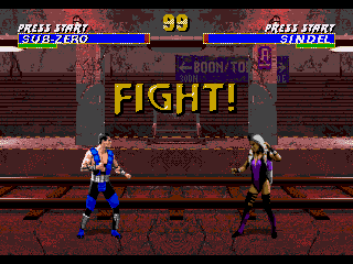 Mortal Kombat 3 - Screenshot 4/10