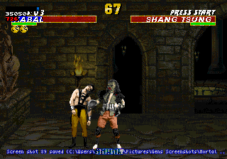 Mortal Kombat 3 - Screenshot 6/10