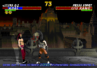 Mortal Kombat 3 - Screenshot 8/10