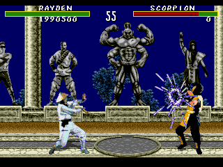 Mortal Kombat - Screenshot 5/6