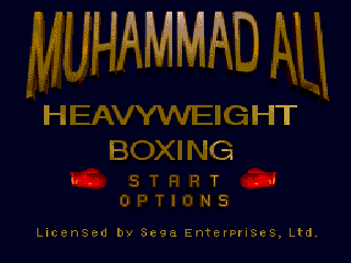Muhammad Ali Heavyweight Boxing - Screenshot 1/5