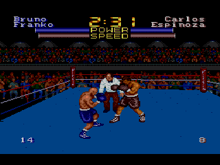 Muhammad Ali Heavyweight Boxing - Screenshot 2/5