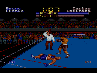 Muhammad Ali Heavyweight Boxing - Screenshot 4/5