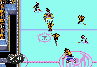 Mutant League Hockey - Screenshot 5/5