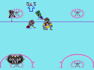 Mutant League Hockey - Screenshot 4/5