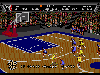 NBA Action - Screenshot 2/5