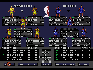 NBA Action - Screenshot 3/5