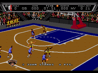 NBA Action - Screenshot 4/5