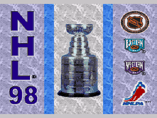 NHL 98 - Screenshot 1/5