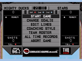 NHL 98 - Screenshot 4/5