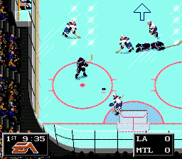 NHL 94 - Screenshot 5/5