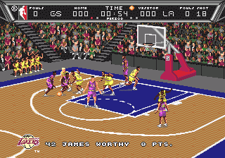 NBA Action - Screenshot 5/5