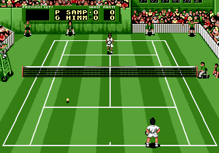 Pete Sampras Tennis - Screenshot 5/5