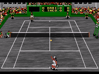 Pete Sampras Tennis - Screenshot 2/5