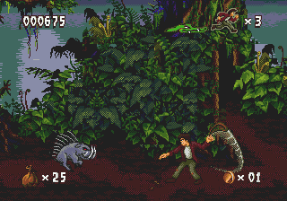 Pitfall - The Mayan Adventure - Screenshot 5/5