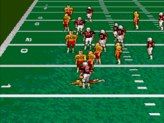 Pro Quarterback - Screenshot 4/5