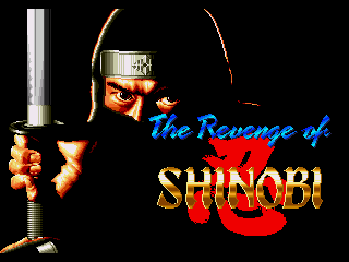 Revenge of Shinobi, The - Screenshot 1/5