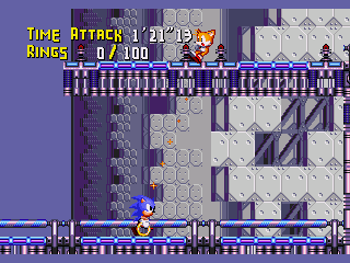 Sonic and Crackers - Screenshot 2/6