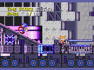 Sonic and Crackers - Screenshot 3/6