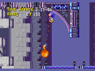 Sonic and Crackers - Screenshot 4/6