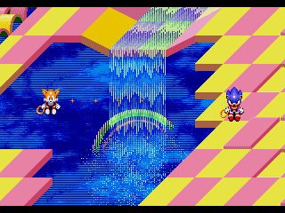 Sonic and Crackers - Screenshot 5/6