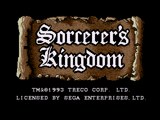 Sorcerer's Kingdom - Screenshot 1/10