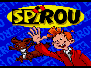 Spirou - Screenshot 1/5