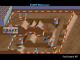 Super Off Road - Screenshot 3/4