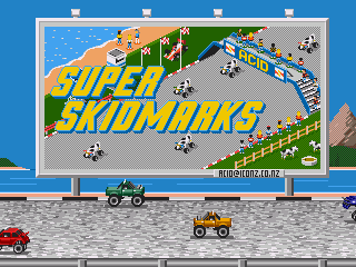 Super Skidmarks - Screenshot 1/4