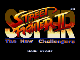 Super Street Fighter II - The New Challengers - Screenshot 1/4