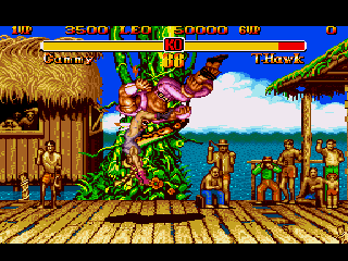 Super Street Fighter II - The New Challengers - Screenshot 3/4